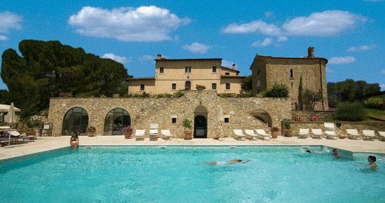 Villa Dini Borgo Mariano